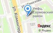 Управление социальной защиты населения Сормовского района