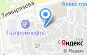 Шиномонтажная мастерская на ул. Тимирязева