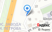 Автостоянка на Петроградской