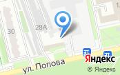 Автокомплекс на ул. Попова