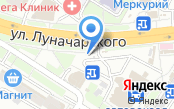 Автостоянка на ул. Луначарского