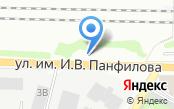 Автостоянка на ул. Панфилова