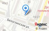 Автостоянка на Белоглинской