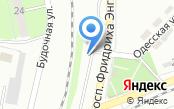 Автостоянка на проспекте Фридриха Энгельса