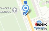 Автостоянка на проспекте Строителей