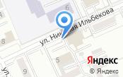 Автостоянка на ул. Ильбекова