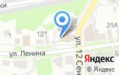Магазин автозапчастей и автотоваров на ул. Ленина