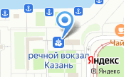 Казанский участок Верхне-Волжского филиала Российского речного регистра