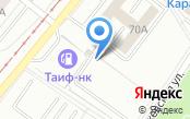Автостоянка на ул. Дементьева