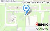 Автостоянка на ул. Академика Лаврентьева
