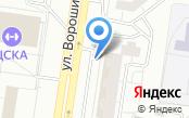 Ночная автостоянка на ул. Ворошилова