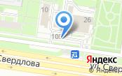 Ночная автостоянка на ул. Свердлова