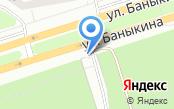 Автостоянка на ул. Баныкина