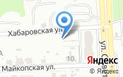 Автостоянка на Хабаровской