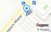 Автостоянка на проспекте Мира