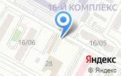 Автостоянка на ул. Комарова