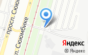 Автостоянка на ул. 15-й комплекс