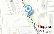 Автостоянка на ул. И. Закирова