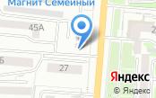 Автостоянка на ул. Ленина
