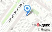 Автостоянка на Надеждинской