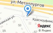 Автостоянка на ул. Плотников