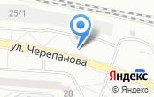 Автостоянка на ул. Черепанова