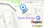 Автостоянка на ул. Транспортников