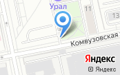 Автостоянка на Комвузовской