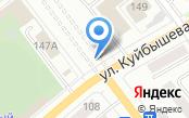 Автостоянка на ул. Куйбышева