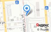 Автостоянка на ул. Шебалдина