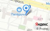 Парикмахерская на Комсомольском проспекте