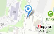 Автостоянка на Ленинградской