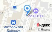 Автостоянка на площади Победы