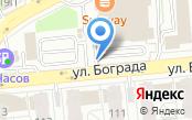 Автостоянка на ул. Бограда