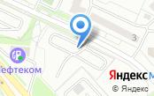 Автостоянка на Ястынской