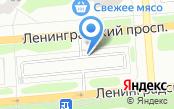 Автостоянка на Ленинградском проспекте