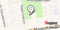 Причерноморье на карте