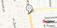 Guzel на карте