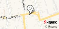 Агура-Чародей на карте