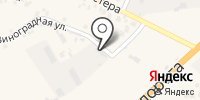 Аргилл на карте