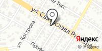 Гифт-К на карте