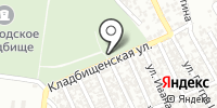 Слободское кладбище на карте