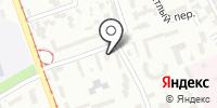 Болонья на карте