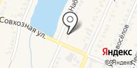 Імексбанк на карте