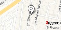 Отделение связи на карте