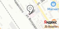 Поликлиника №2 ст. БРЯНСК-1 на карте