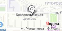 Отдел полиции №8 на карте