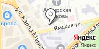 Каприз на карте