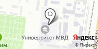 Рысь на карте