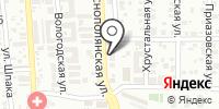 Фаворит Строй-Юг на карте